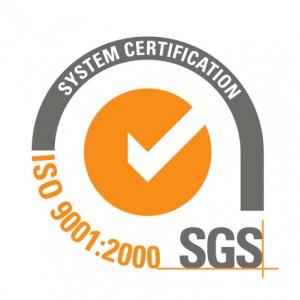 ISO90012000 Zertifikat